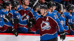 NHL: Red Wings 1, Avalanche 5