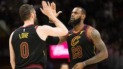 NBA: Bucks 117, Cavaliers 124
