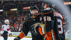 NHL: Devils 2, Ducks 4