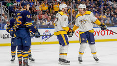 NHL: Predators 4, Sabres 0