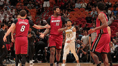 NBA: Nuggets 141, Heat 149