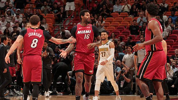 NBA: Nuggets 141, Heat 149