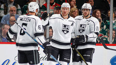 NHL: Kings 4, Wild 3 (OT)