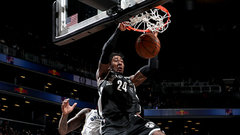 NBA: Grizzlies 115, Nets 118