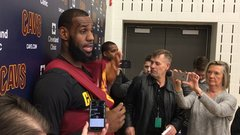 LeBron on Lue's absence: 'It's like losing one of your best players'