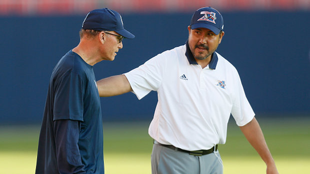 Naylor: Calvillo's biggest impact will be to develop Argos' young QBs