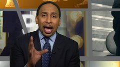 Stephen A.: Jets must have 'specific target' in mind at QB