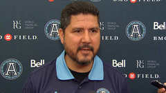 Calvillo excited to reunite with Trestman, for chance to coach Ray