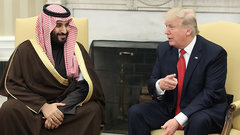 U.S.-Saudi meeting about more than oil: CIGI
