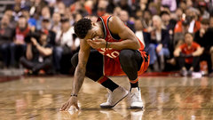How do Raptors rebound from loss to Thunder?