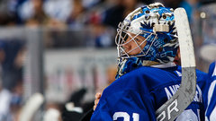 Leafs Ice Chips: Andersen ready for Stamkos, Bolts attack