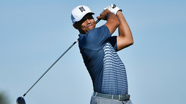 Tiger on the comeback trail