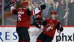 NHL: Flames 2, Coyotes 5