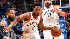 NBA: Raptors 93, Magic 86