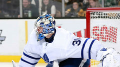 Button: Frederik Andersen's game is not where it needs to be