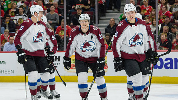 NHL: Avalanche 5, Blackhawks 1