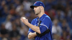 Blue Jays tab Happ for Opening Day start, announce rotation