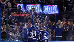 NHL: Maple Leafs 3, Lightning 4