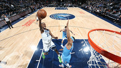 NBA: Clippers 109, Timberwolves 123