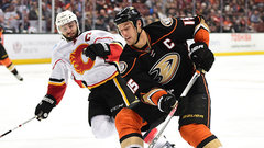 Flames, Ducks clash tonight fighting for their playoff lives