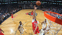 NBA: Pacers 92, Pelicans 96