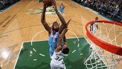NBA: Clippers 127, Bucks 120