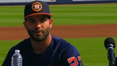 Altuve, Astros shift focus to title defence
