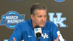 Calipari to his team: 'Don't drink the poison'