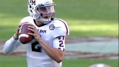Johnny Football's electric college career