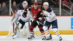 Pratt's Rant– The spotlight will be on the Sabres and Coyotes tonight