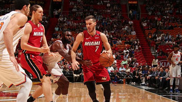 NBA: Knicks 98, Heat 119