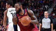 NBA: Cavaliers 132, Raptors 129