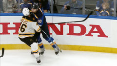 Will Schenn face suspension for hit on Krejci?
