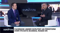 It's clear Facebook prioritizes advertisers, investors over ethics: Croxon
