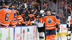 Oilers hoping they can end season on a high-note