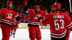 NHL: Coyotes 5, Hurricanes 6