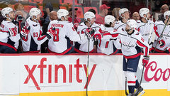 NHL: Capitals 1, Red Wings 0