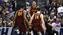 NCAA: (11) Loyola 69, (7) Nevada 68