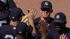 MLB: Yankees 2, Twins 1