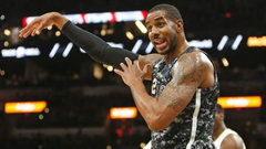 NBA: Wizards 90, Spurs 98