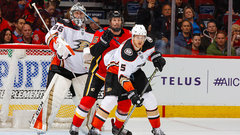 NHL: Ducks 4, Flames 0
