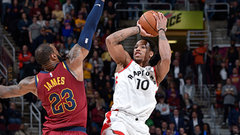 Are Raptors still top team in the East after loss to Cavs?