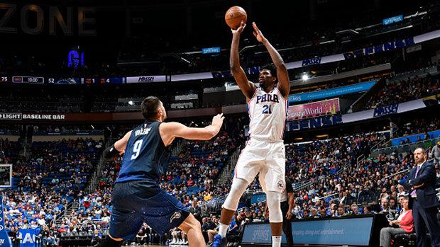 NBA: 76ers 118, Magic 98