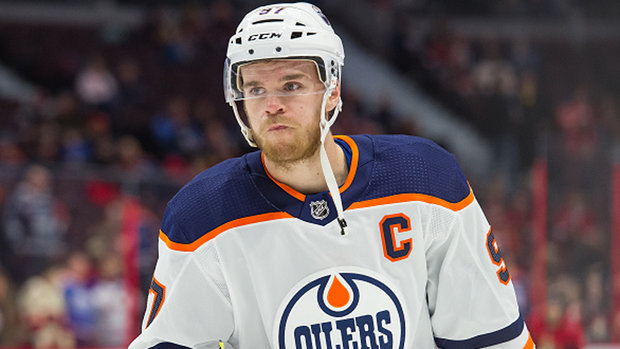 McDavid poised to win second straight Art Ross Trophy