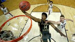 NCAA: (9) Florida State 75, (4) Gonzaga 60