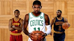 The rise of Kyrie Irving