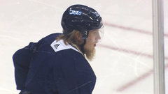 Jets Ice Chips: Laine participates in morning skate; game-time decision tonight