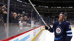 Collectively over the next decade could Laine lead the league in goals?