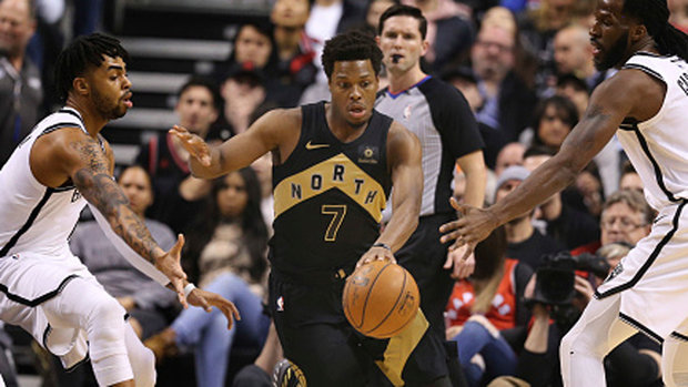 NBA: Nets 112, Raptors 116