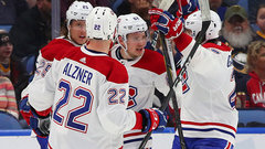 NHL: Canadiens 3, Sabres 0